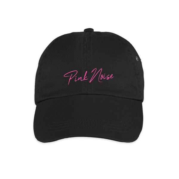 Pink Noise Cap Black (Default)