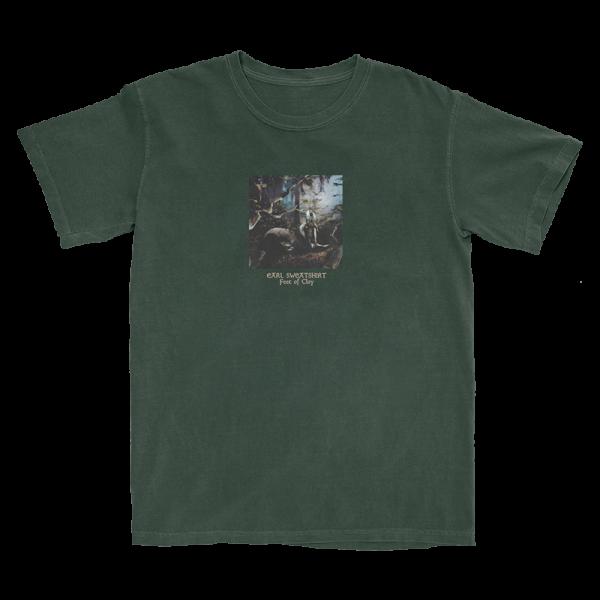 FOC Vinyl Cover T-Shirt