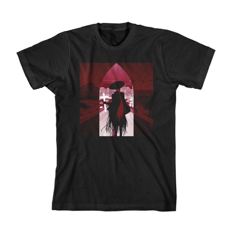 "Be Careful"" Graveyard Shift T-Shirt"