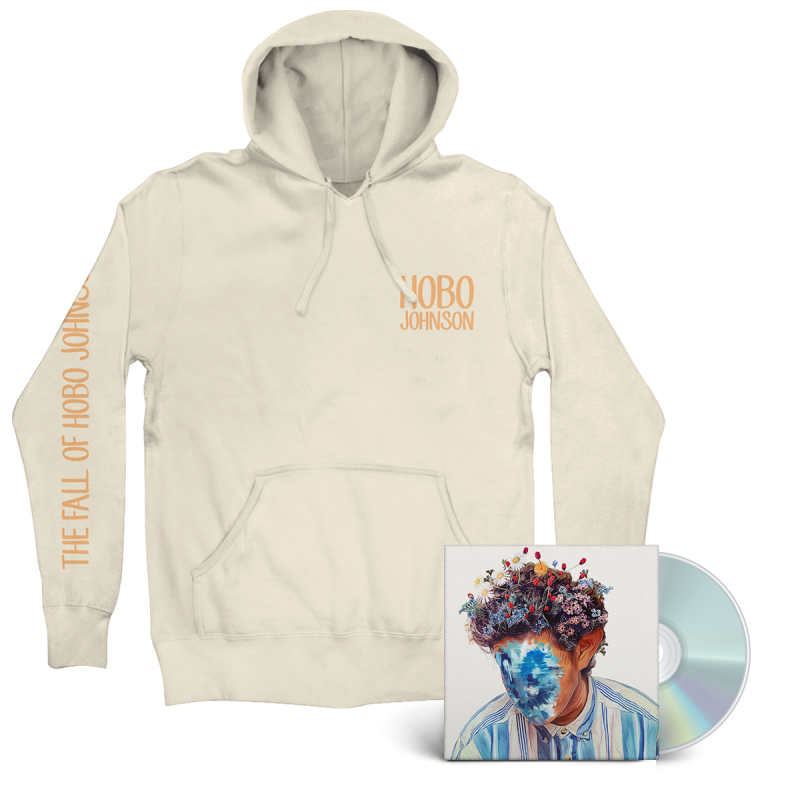 The Fall of Hobo Johnson + Album Cover Hoodie