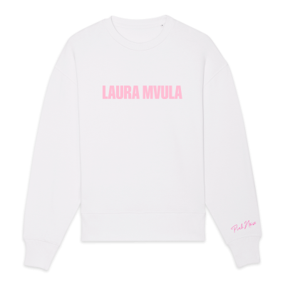 Pink Noise LongSleeve White (Apparel)