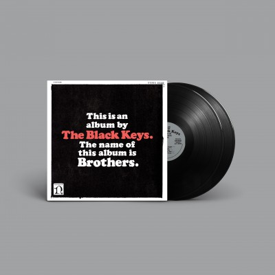 The Black Keys   Brothers (Deluxe Remastered Anniversary Edition) (Double Vinyl)