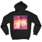 Pink Noise Album Cover Hoodie Black (Apparel)