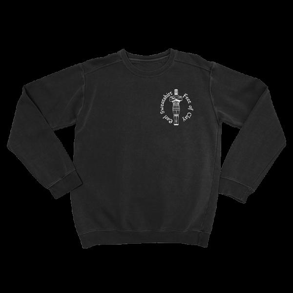 FOC Vinyl Crewneck Sweatshirt