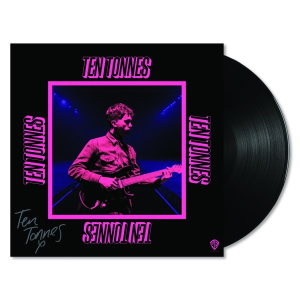 Ten Tonnes Signed Vinyl