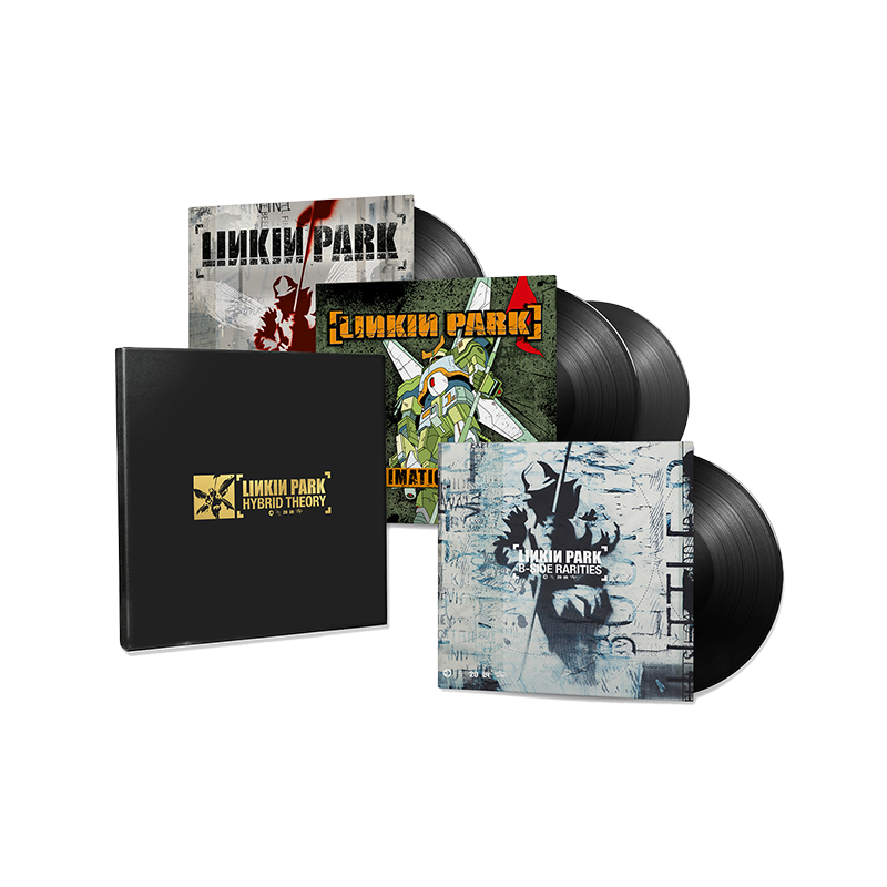 Linkin Park - Hybrid Theory 20th Anniversary Vinyl Deluxe Box Set