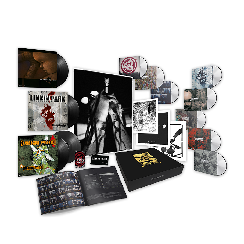 Linkin Park Hybrid Theory 20th Anniversary Super Deluxe