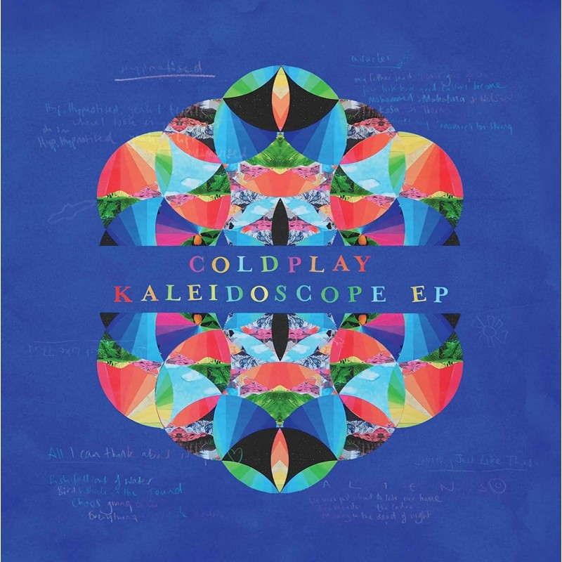 Kaleidoscope EP CD