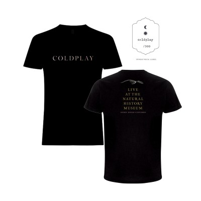 Natural History Museum Limited Edition T-shirt