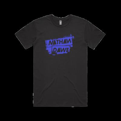 Nathan Dawe Logo T-Shirt Black