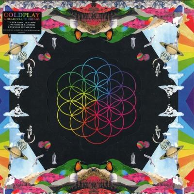 A Head Full Of Dreams Vinyl