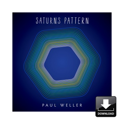 Saturns Pattern Digital Album