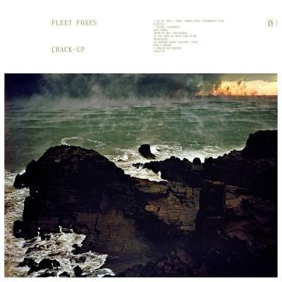 FLEET FOXES CRACK-UP LP + MP3 + PRINT BUNDLE