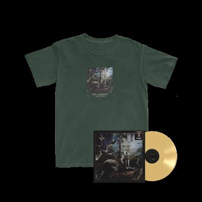 FOC Vinyl Cover T-Shirt + FEET OF CLAY Vinyl LP
