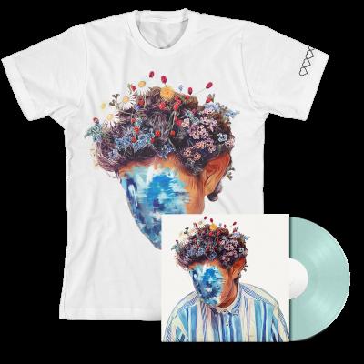 The Fall of Hobo Johnson + Album Cover T-Shirt Bundle