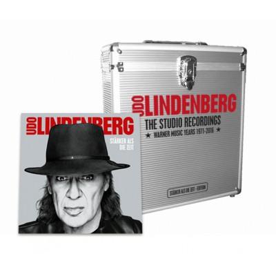 STÄRKER ALS DIE ZEIT   Vinyl Sammelkoffer