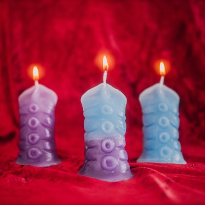 Tentacle Dick Candle