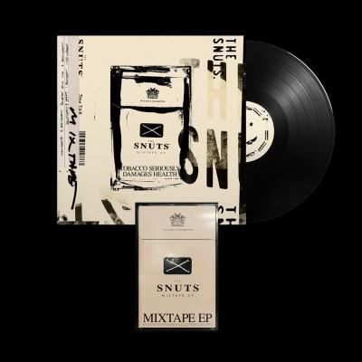 mixtapes ep Vinyl + Cassette bundle