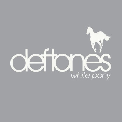 WHITE PONY CD