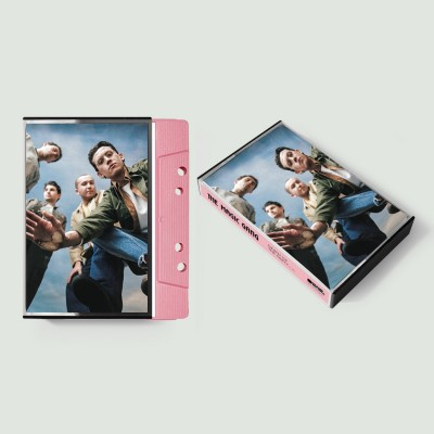 Death of the Party Baby Pink Cassette