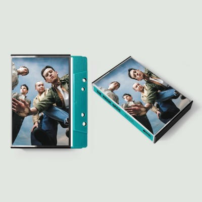 Death of the Party Turquoise Cassette