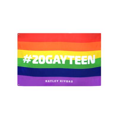 20 Gayteen Flag
