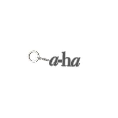 a-ha Logo Keyring