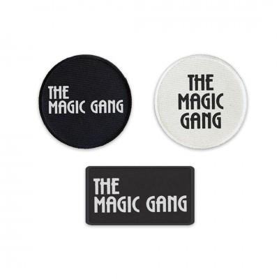 The Magic Gang Woven Patch Set