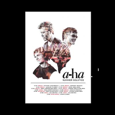 Summer Solstice 2018 Tour Poster