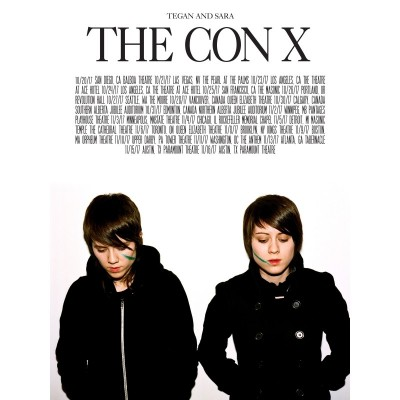 Con X Poster
